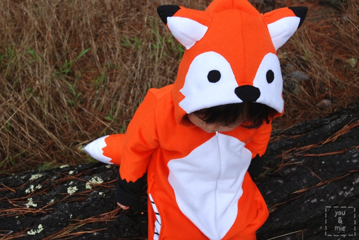 When ... & Happy Halloween from my sneaky lil fox! | you and mie