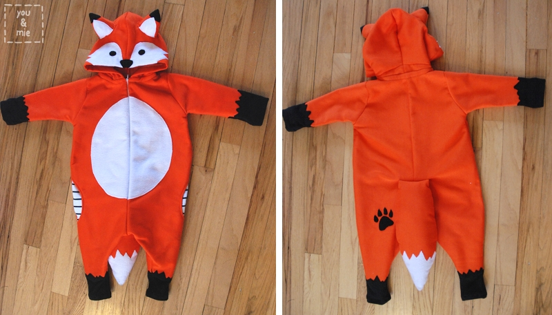 ... happy halloween from my sneaky lil fox you and mie ... & Swiper The Fox Halloween Costume - The Halloween