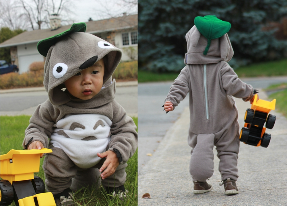totoro | you and mie