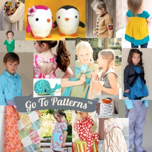 Go To Patterns PDF sewing patterns