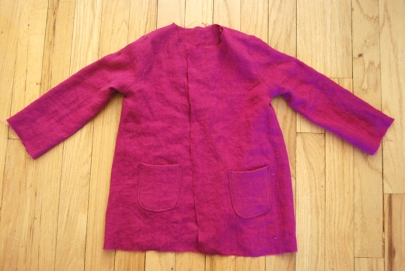 Basic Bodice Coat19