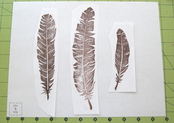 featherstamps