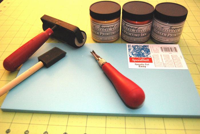 stampcarving