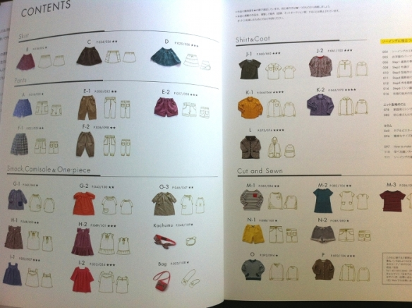 Kids Clothes Sewing Lesson Book