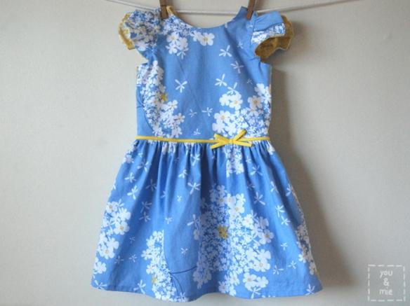 blue hanami