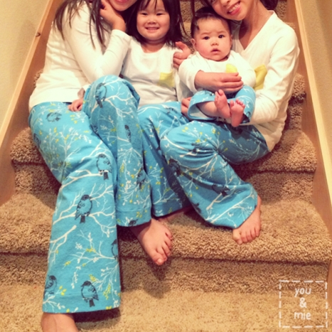 pajama girls