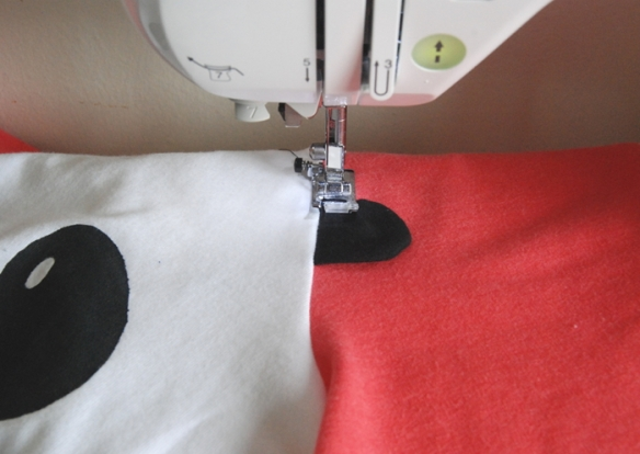 Panda Raglan Tee Tutorial by you & mie