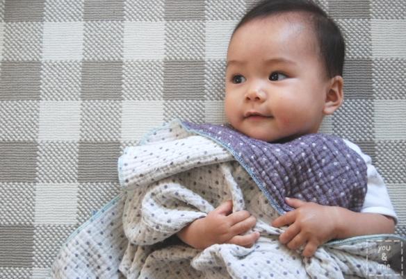 Triple Gauze Blanket3