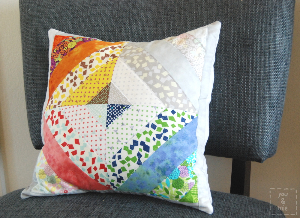 Irome Pillow by you & mie