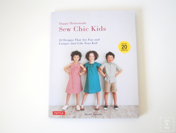 Sew Chic Kids Review & Giveaway // you & mie