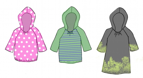 Hoodie Modifications // you & mie