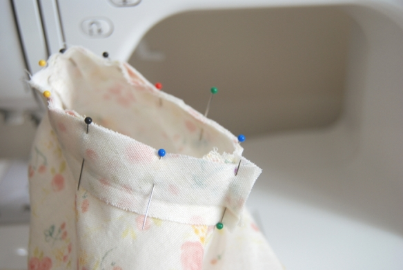 Tutorial: Making a sleeveless bodice from a sleeved pattern // you & mie