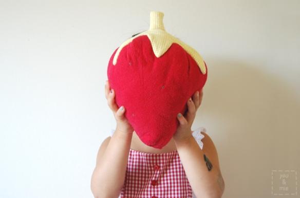 Strawberry Softie // you & mie