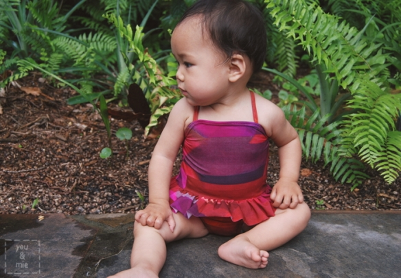 Cosi Swimsuits for Two by you & mie