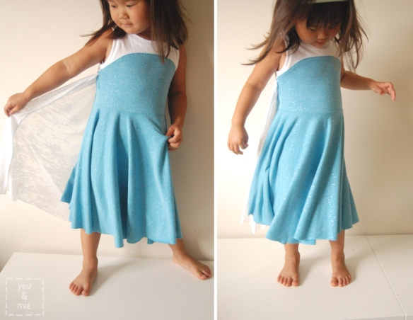 Elsa's Summer Dress by you & mie