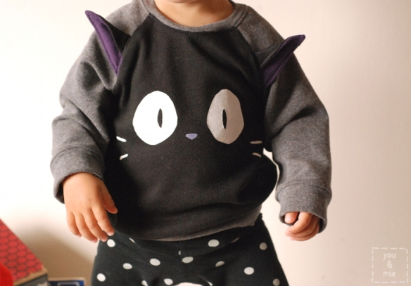 Jiji Sweatshirt by you & mie