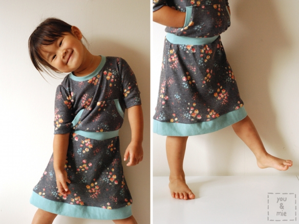 Joey Dress by you & mie
