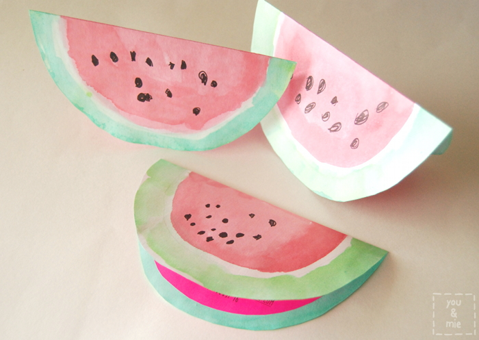 Watermelon Party Invites You And Mie