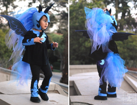 Nightmare Moon Costume by you & mie