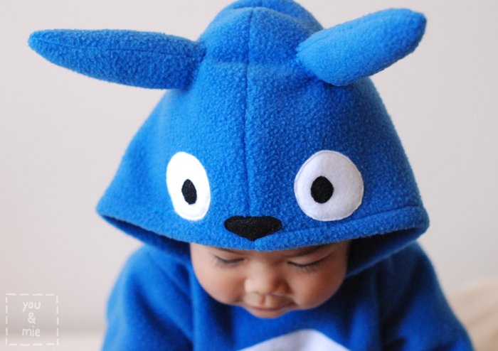 Totoro Costume Tutorial | you and mie