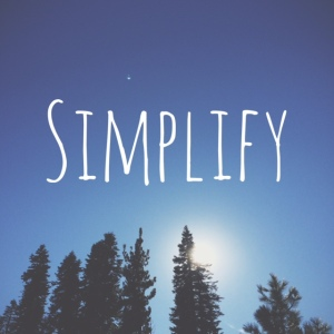 you and mie // simplify