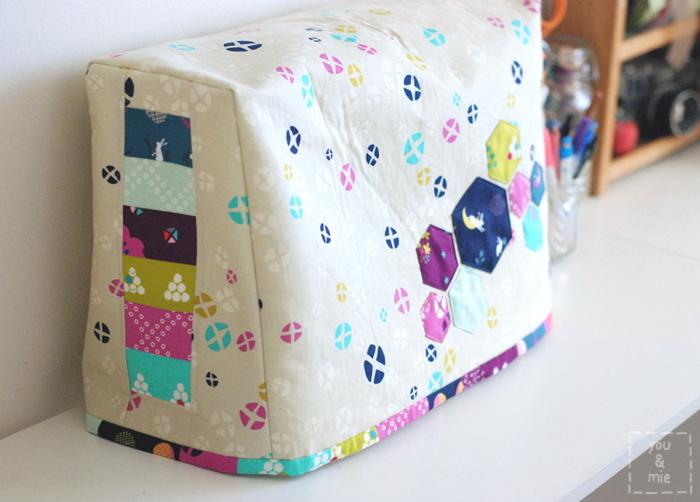 Mochi Sewing Machine Cover Miss Matatabi Blog