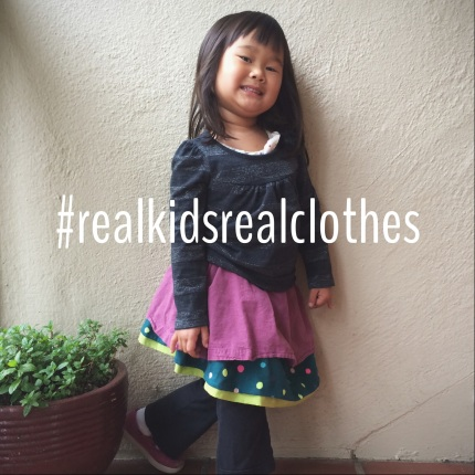 #realkidsrealclothes by you & mie