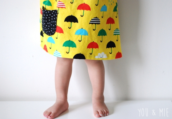 An Umbrella Dress by you & mie