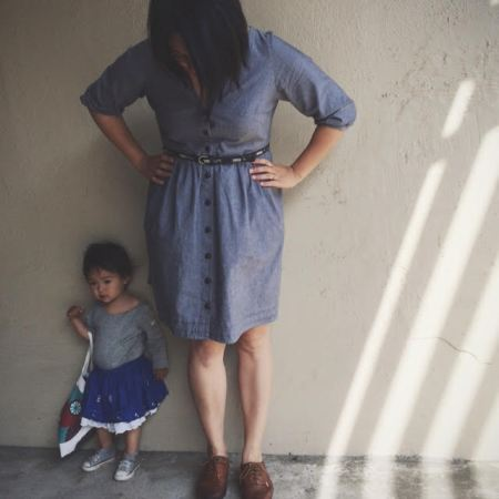 Darling Ranges Dress by you & mie