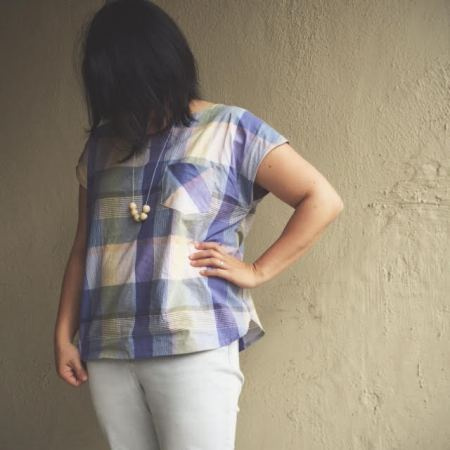 Maya Top by you & mie