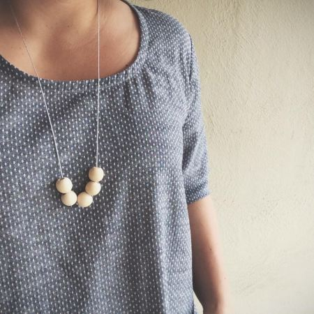 Modified Scout Tee by you & mie