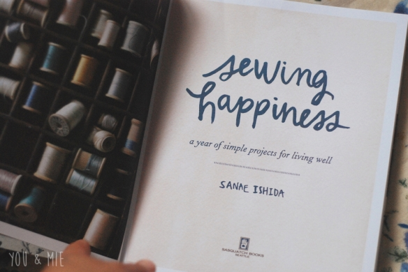 Sewing Happiness by Sanae Ishida